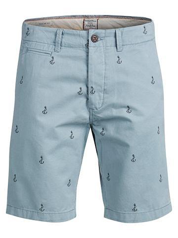 Jack & Jones шорты с узор