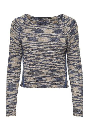 Detaillierter пуловер трикотажный