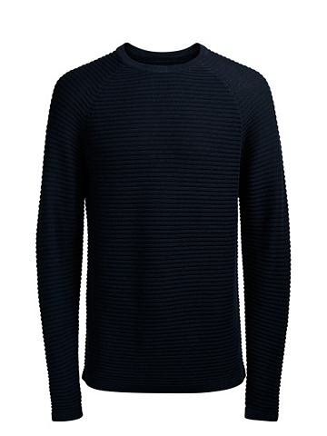 Jack & Jones Texturierter пуловер