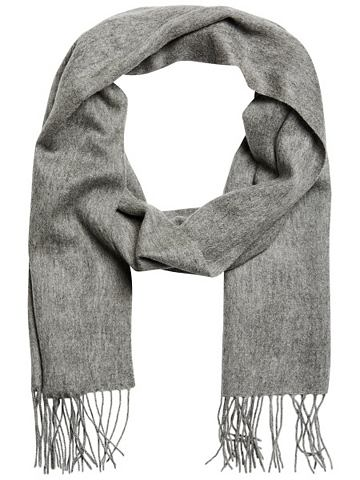 Jack & Jones шерстяной- шарф