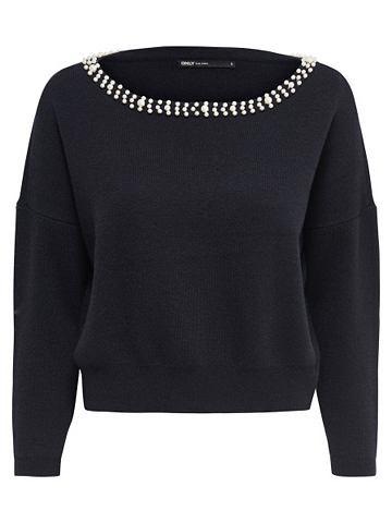 Detailreicher пуловер трикотажный в lo...