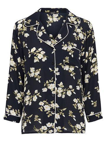 Blumen- рубашка с длинными рукавами