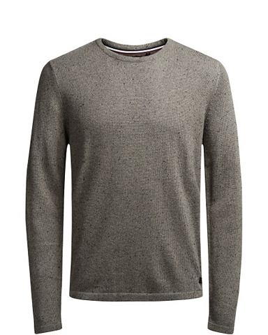 Melange- пуловер