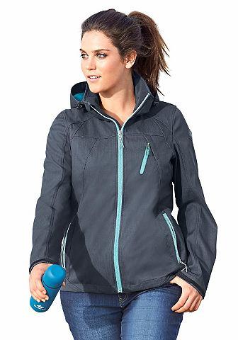 Куртка с теплой подкладкой »TESS...