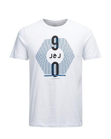 Jack & Jones Baumwoll-T-Shirt с 19...