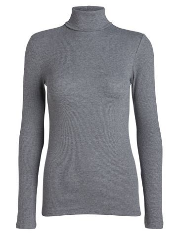 Einfarbiger пуловер