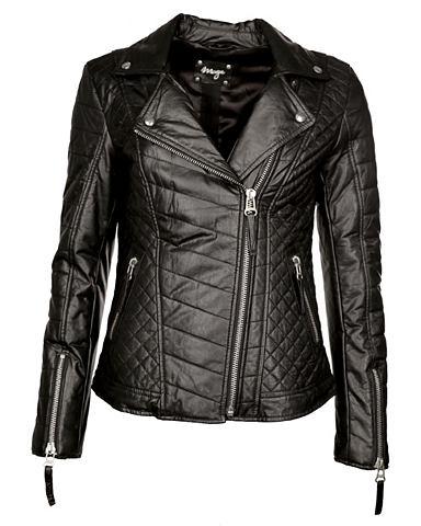 Куртка кожаная для женсщин Laby