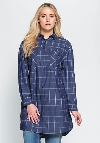 SHEEGO CASUAL Блузка длинная