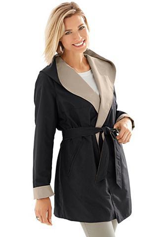 Куртка с отворотом с 2 attraktiven Sei...