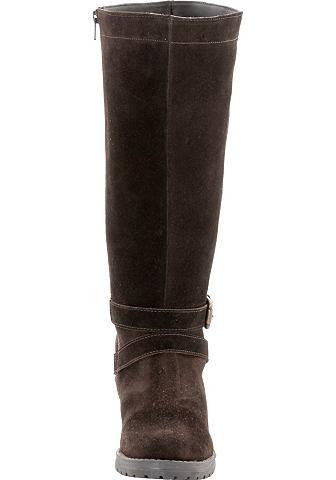Sheego туфли сапоги с высоким голенище...