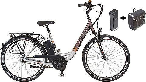 Электрический велосипед City включая 2...