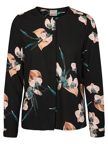 Blumen- рубашка
