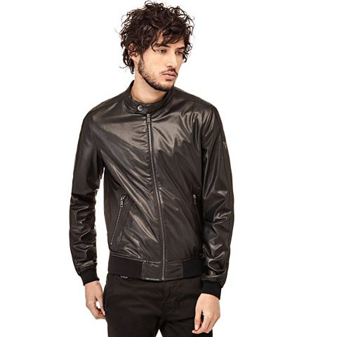Куртка материал имитация