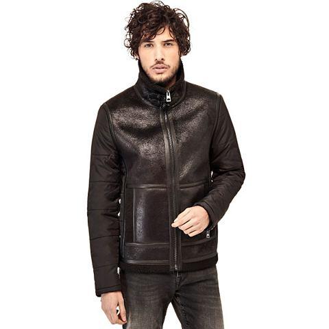 Куртка из WOLLMIX