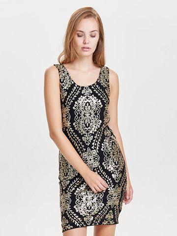 Пайетки платье без