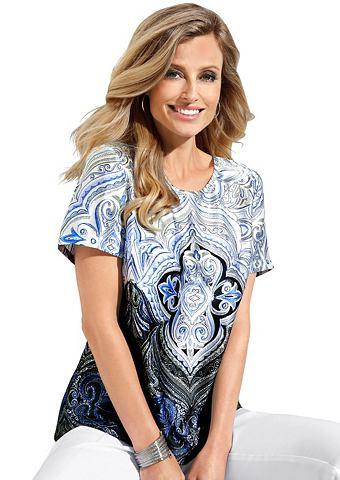 Блуза с edlem Satin-Glanz