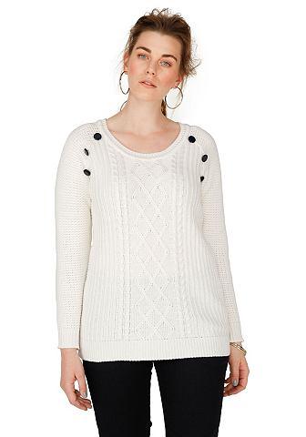 Shee GOTit пуловер трикотажный