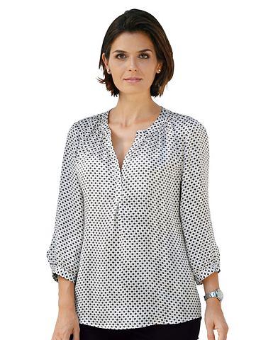 Блузка на выпуск с графический Minimal...