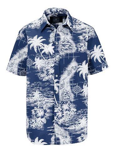 Рубашка с модный узор