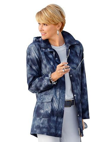 Куртка-дождевик в Batik-Optik