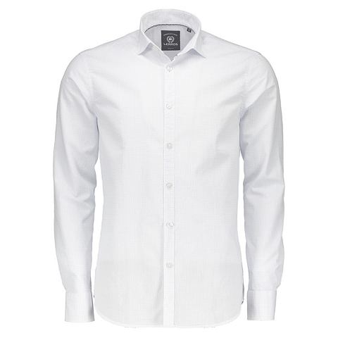 Рубашка с длинными рукавами в Struktur...