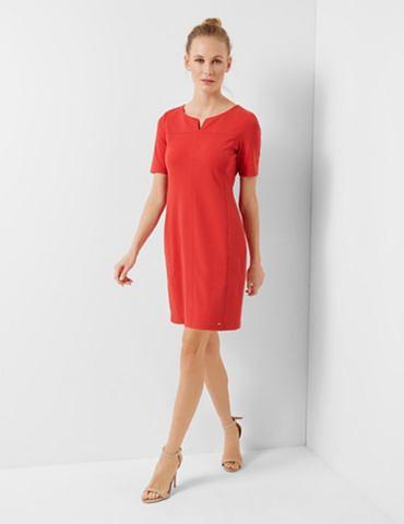 Платье длинный рукав короткая