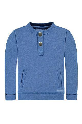 Babysweatshirt с пуговицы