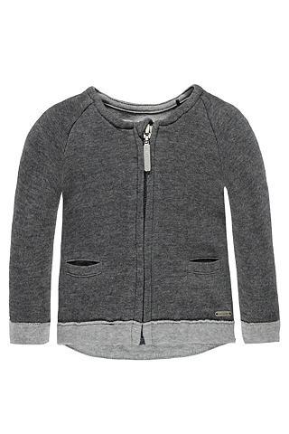 Спортивный свитер с Zipper. Girls