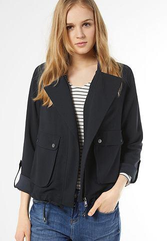 Куртка короткая с с кулиской Lia