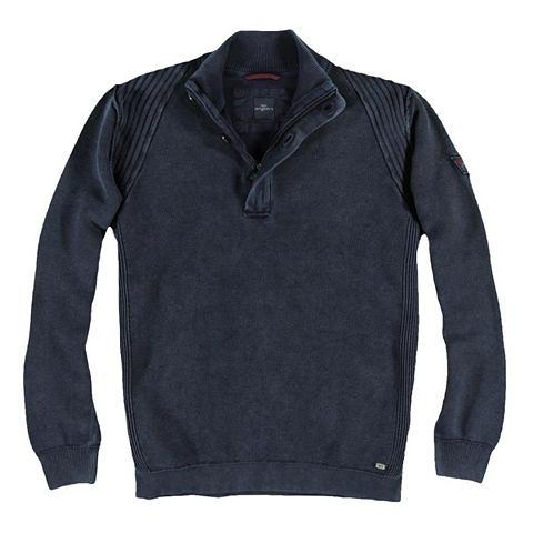 Пуловер тройер