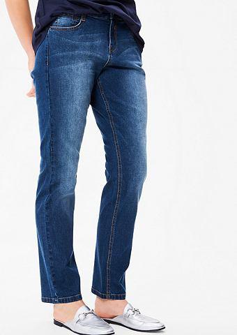 Curvy: узкий узкие джинсы