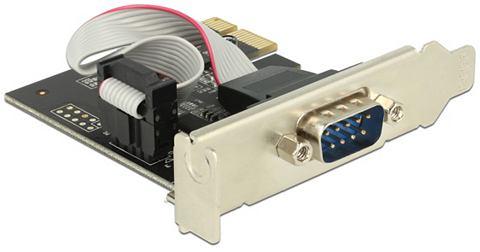 PCI Express пластина »1 x Seriel...
