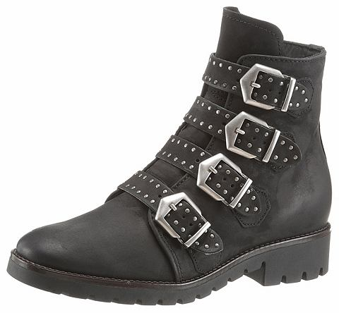 I'm walking ботинки байкерские