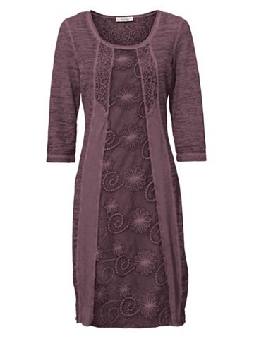 Кружевное платье с кружева
