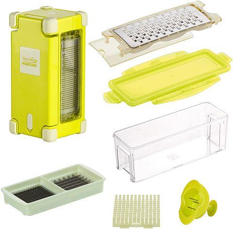 Nicer Dicer Magic Cube Gourmet 9-teili...
