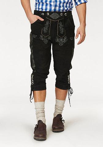 Одежда национальная брюки кожаные из н...