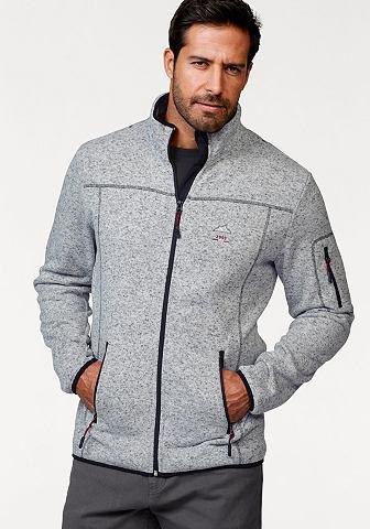 Kуртка флисовая трикотажная
