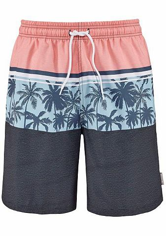 Шорты для купания с Hawaiiprint