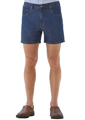Шорты джинсовые в нежный Qualit