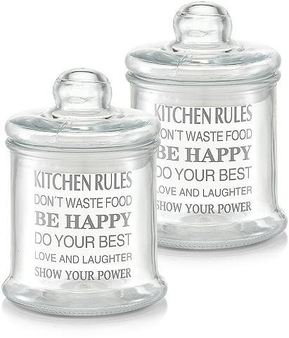 Стеклянная посуда 920 ml »Kitche...