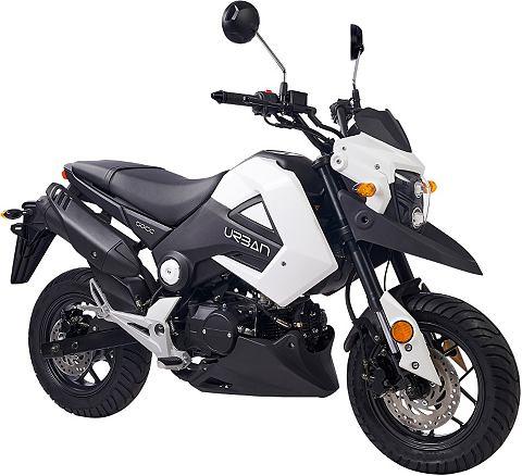 Motorrad 50 ccm 45 km/h
