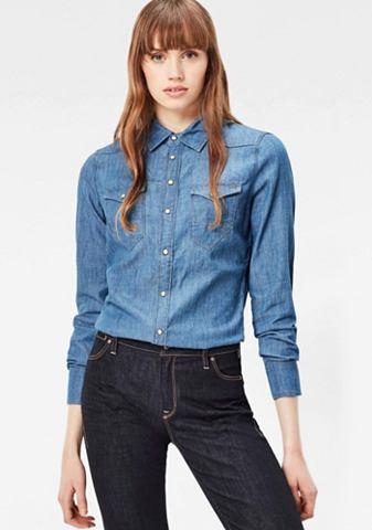 Джинсовая блузка »TACOMA«