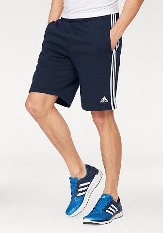 ADIDAS PERFORMANCE Шорты »ESSENTIALS 3 STRIPES FREN...
