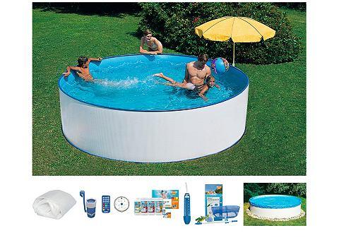 Комплект: бассейн круглый 8-tlg. в 3 G...