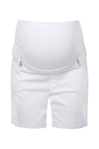 5 карманов шорты для беременных