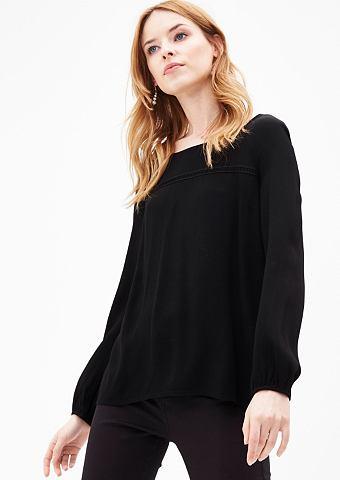 Нежный блуза в Tunika-Stil