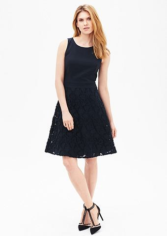 A-формы платье с Organzarock