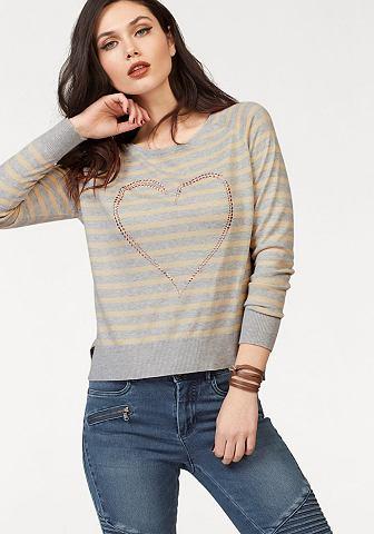Пуловер с круглым вырезом »SOPHI...