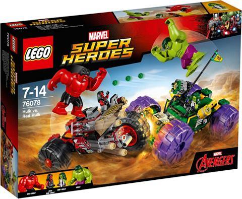 ® Hulk gegen Red Hulk (76078) &raq...