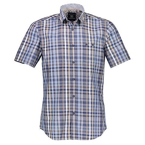 Рубашка с короткими рукавами с Karo-Ch...